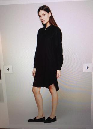 Шикарное платье шелк с биркой