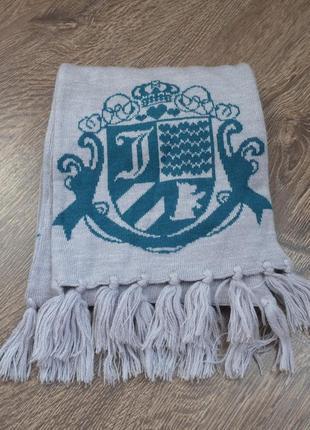 Стильный женский шарф juicy couture ® sharf