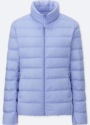 Куртка пуховик от uniqlo. размер l
