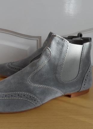 Ботинки челси кожа appetizer