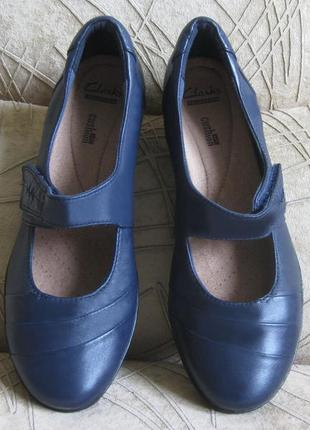 Туфли кларкс, 39,5 размер