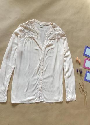 Блуза блідо-рожевого кольору monsoon