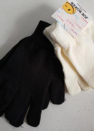 Детские подростковые  комплекты варежки перчатки унисекс ,сток из америки