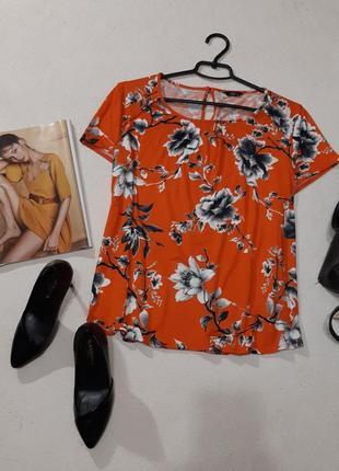 Стильная блуза. размер xxl