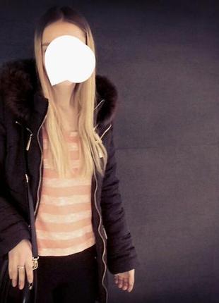 Куртка зима хс