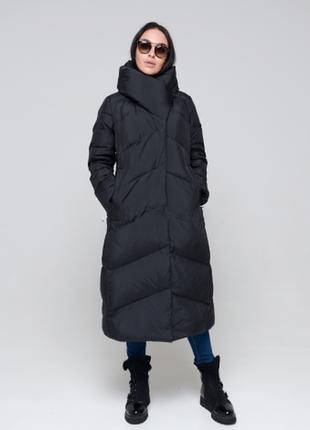 Хит сезона! коллекция зима 2019,черный пуховик пальто одеяло clasna m, l, xl, xxl, xxxl