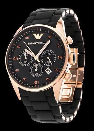 Мужские наручные часы black