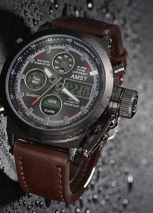 Мужские наручные часы Amst 2019 - купить недорого вещи в интернет ... 3be604ddf9d