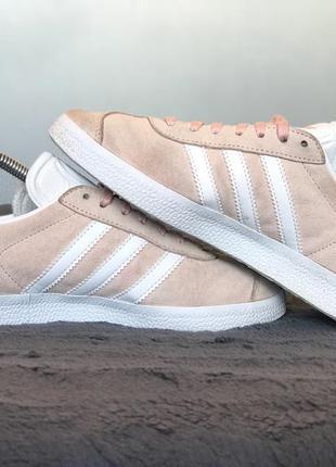 Спортивные кроссовки adidas gazelle размер 36 и 2/3 кросовки кросівки