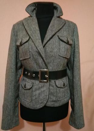 Orsay стильный, тёплый, трендовый пиджак /// много брендовых вещей///