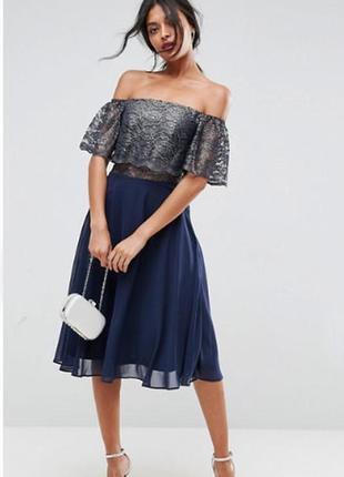 Платье вечернее  от asos оригинал,новое,с биркой(день рождения,торжество,новый год).