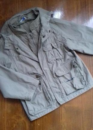 Качественная деми куртка на мальчика myc