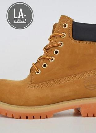 Новинка! женские зимние ботинки с мехом timberland