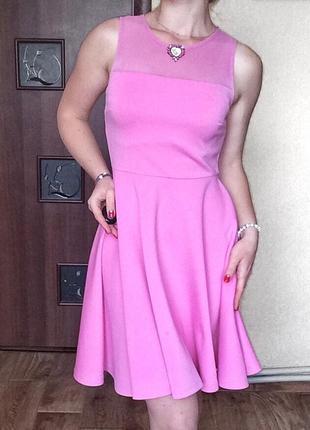 Нежное нарядное платье от dilvin