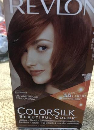 Краска для волос превосходная цвет: средне каштановый