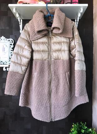 Пуховик зимнее пальто xs подходит для беременных