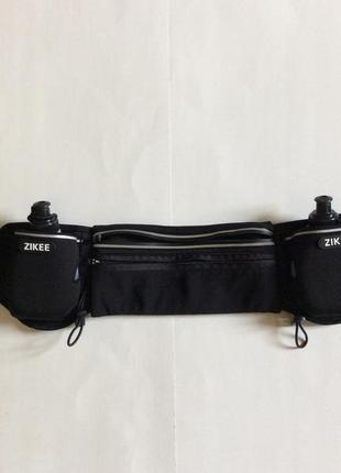 0f57e4908c61 Спортивная сумка на пояс zikee с 2мя бутылочками, цена - 650 грн ...