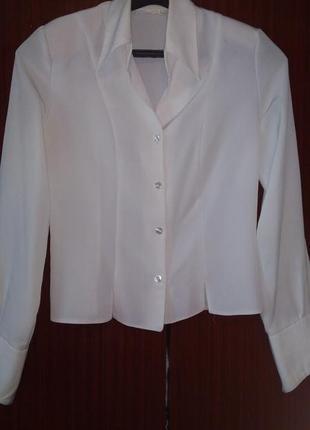Класическая блуза)