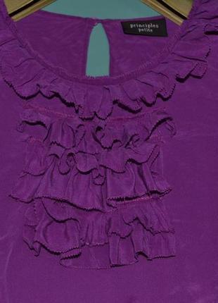 Красивейшая блуза 100% шелк