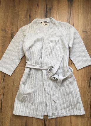 Тёплый халат от princess tam tam франция. размер m/l