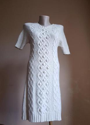 Потрясающее теплое платье шерсть atmosphere британия