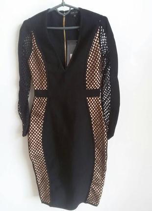 Елегантна сукня missguided2 фото