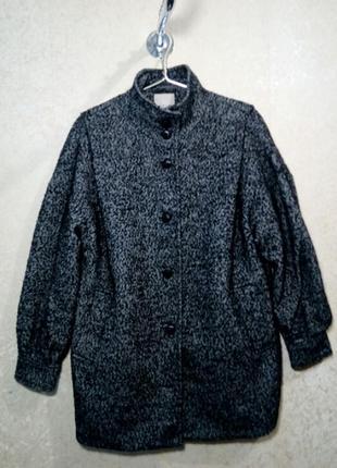 Фирменное пальто oversize