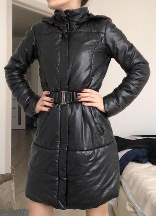 Пальто под кожу
