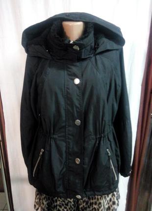 Куртка осень весна размер uk 8 наш 42