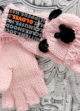 Рукавички gloves7-10лет