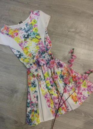 Милое платье miss selfridge