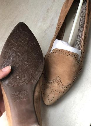Carnaby туфли балетки5 фото