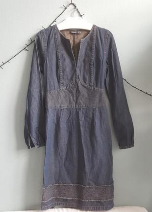 Стильне джинсове плаття mexx