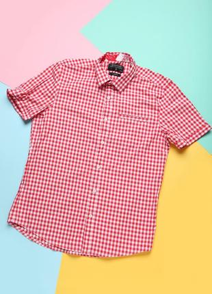 Мужская рубашка в клетку  reserved