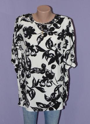 Вискозная блузочка 12 размера