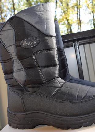 Сапоги ботинки зимние дутики cortina германия р.42 26,8-27 см