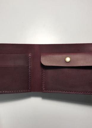 Кошелек. кожаный кошелек. бумажник. гаманець.