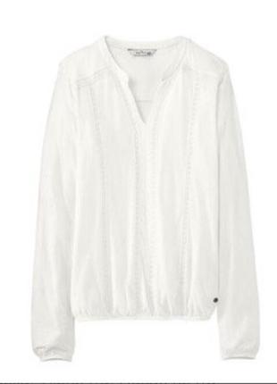Красивая новая блуза tchibo