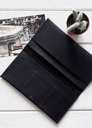 Кошелек, портмоне, кожаный кошелек, ручная работа, гаманець