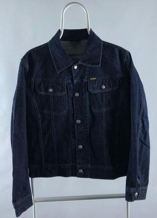 Джинсовка джинсовая куртка diesel оригинал размер м