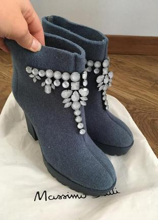 Ботиночки на каблуку