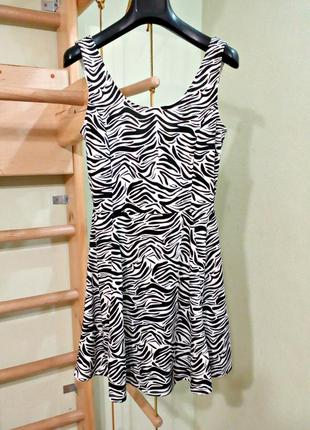 Базовое платье s-m1