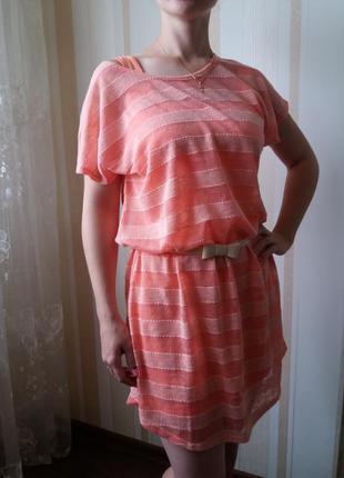 Пляжное платье cornett р.46-48