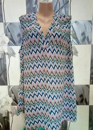 Блуза туникп