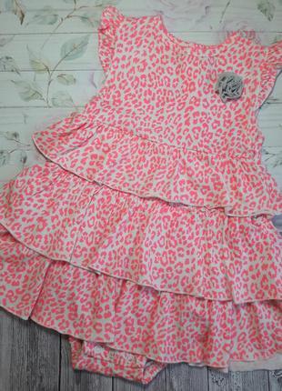 Платье боди carter's