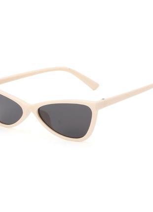Уценка женские солнцезащитные очки кошечки cat eye