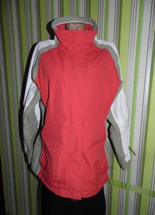 Куртка ветровка штурмовка human nature, германия - l -сток!!! human nature