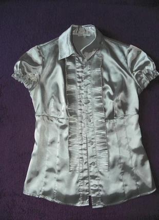 Блузка с коротким рукавом oggi