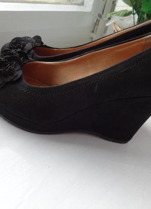 Супер туфли на платформе graceland