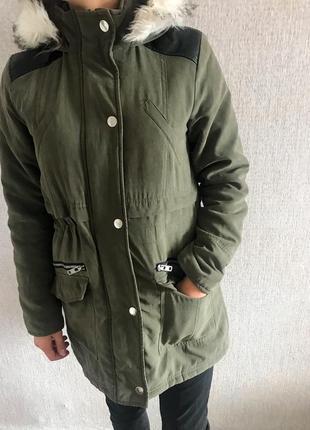 New look женска куртка, парка s